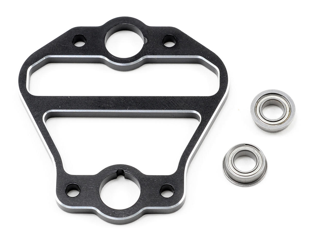 King Headz Associated RC8T Center Differential Top Plate