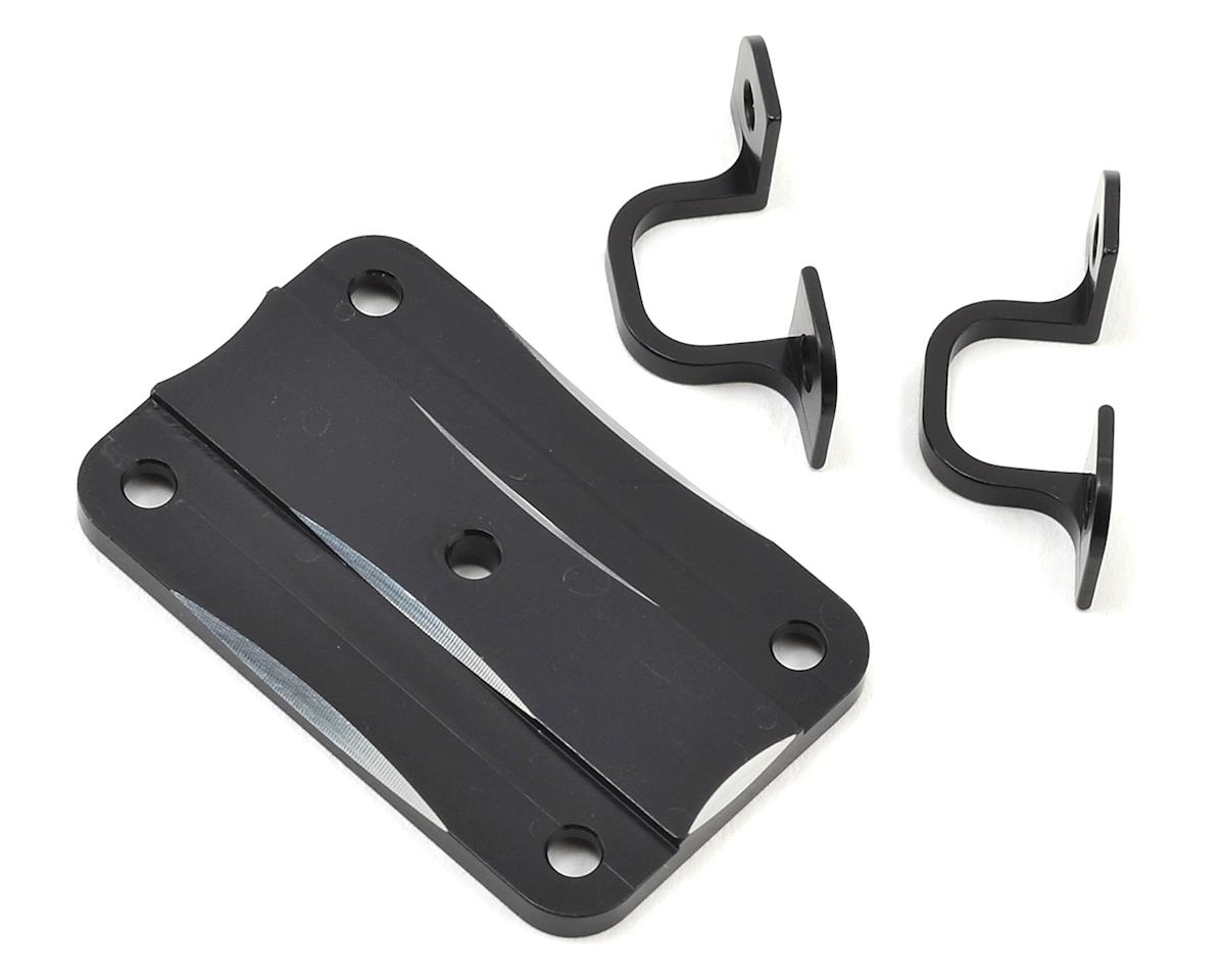 TLR TEN-SCTE 3.0 Center Differential Top Plate w/Cage by King Headz