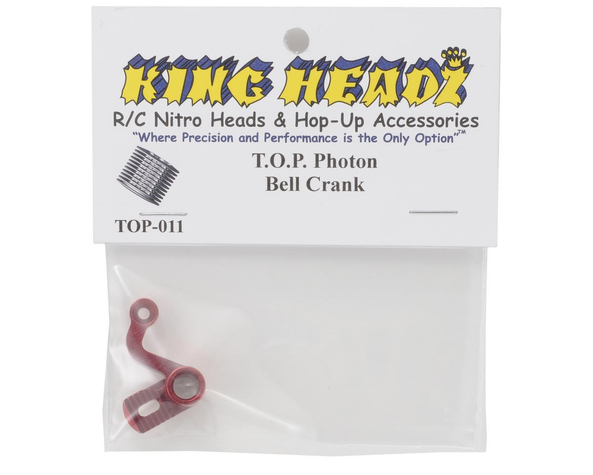 King Headz T.O.P. Photon Bellcrank