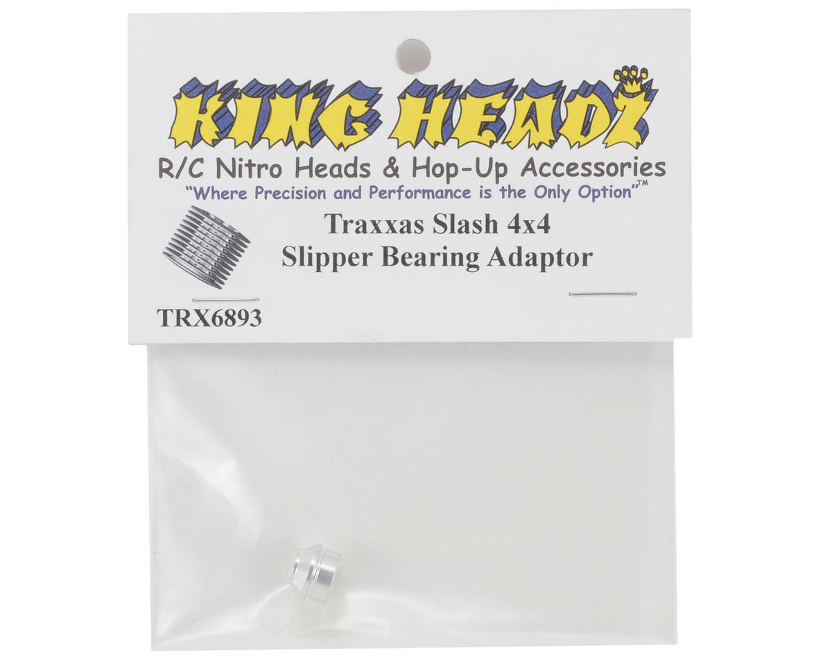 King Headz Traxxas Slash 4x4 Slipper Bearing Adapter (1)