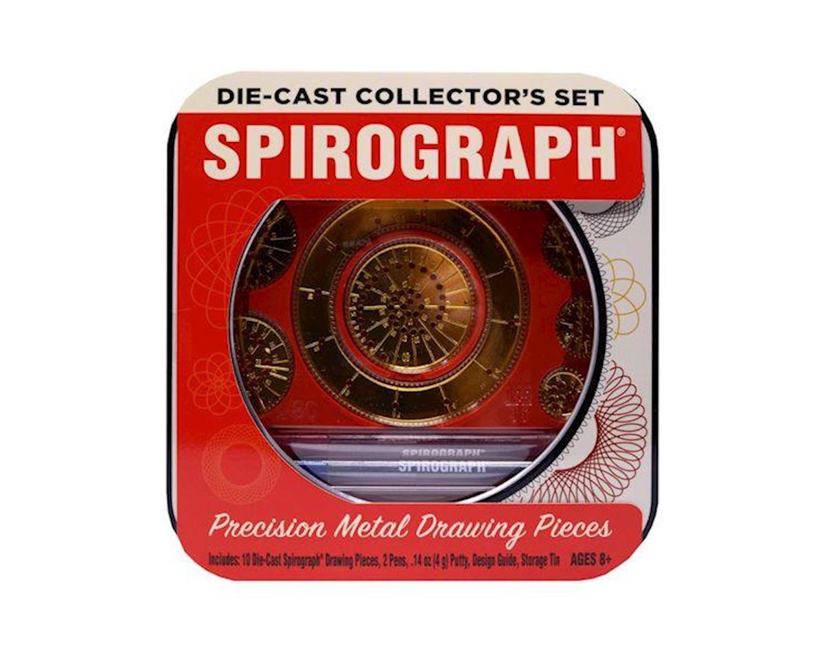 Kahootz 1021 Spirograph Diecast Collector's Playset