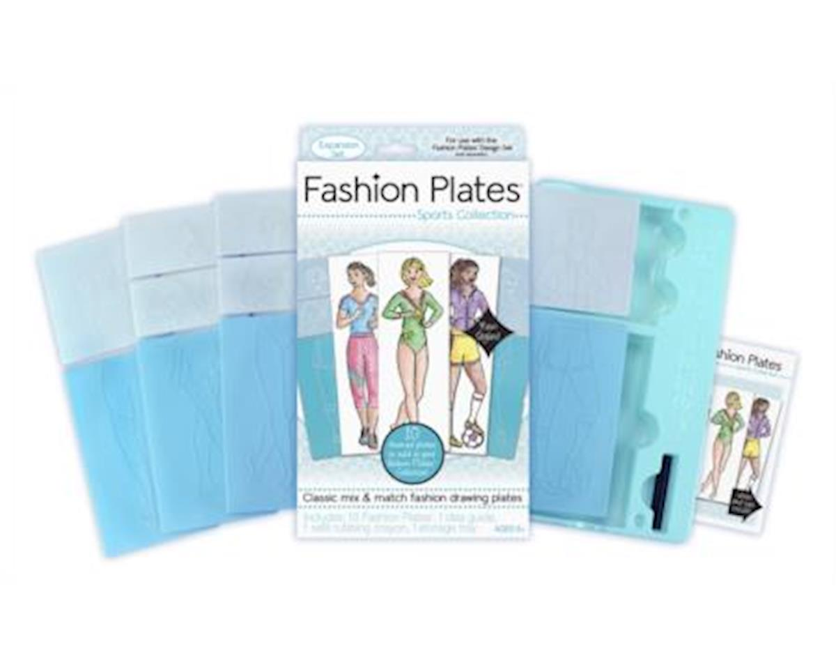Kahootz 1302 Fashion Plates Sports Expansion Pack