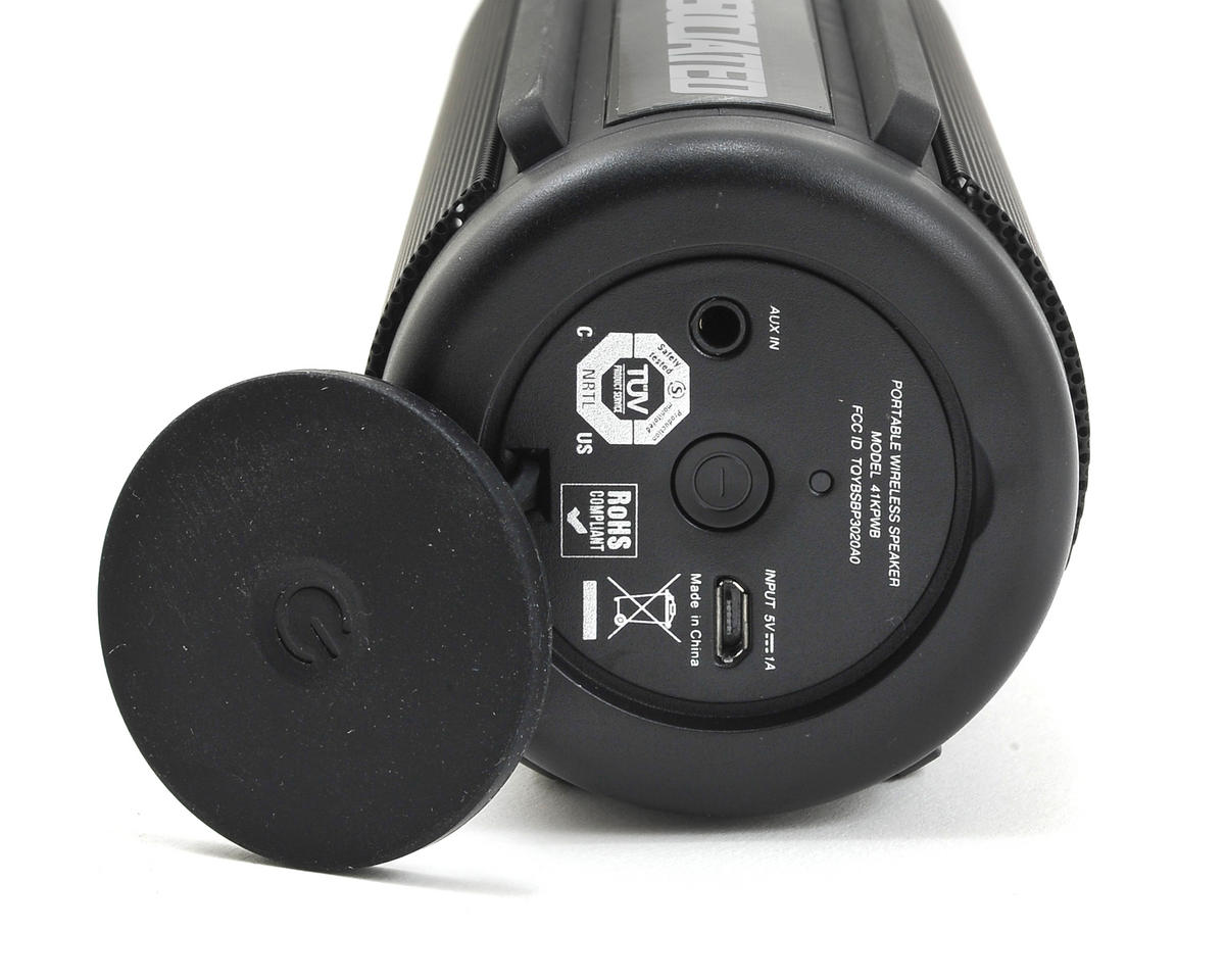 Kicker KPw Wireless Speaker System (Black)