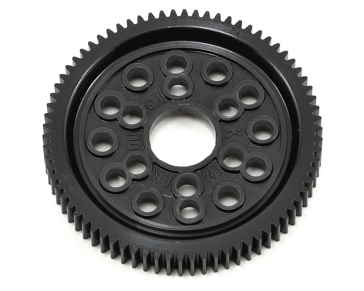 48P Spur Gear (74T) by Kimbrough