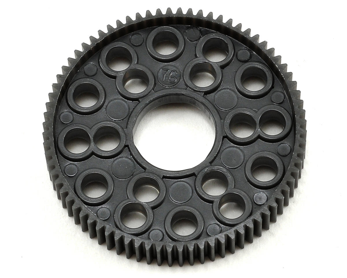 64P Precision Spur Gear (76T) by Kimbrough