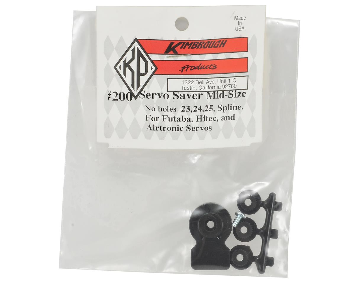 Mid Size Servo Saver w/No Holes (23/24/25T) by Kimbrough