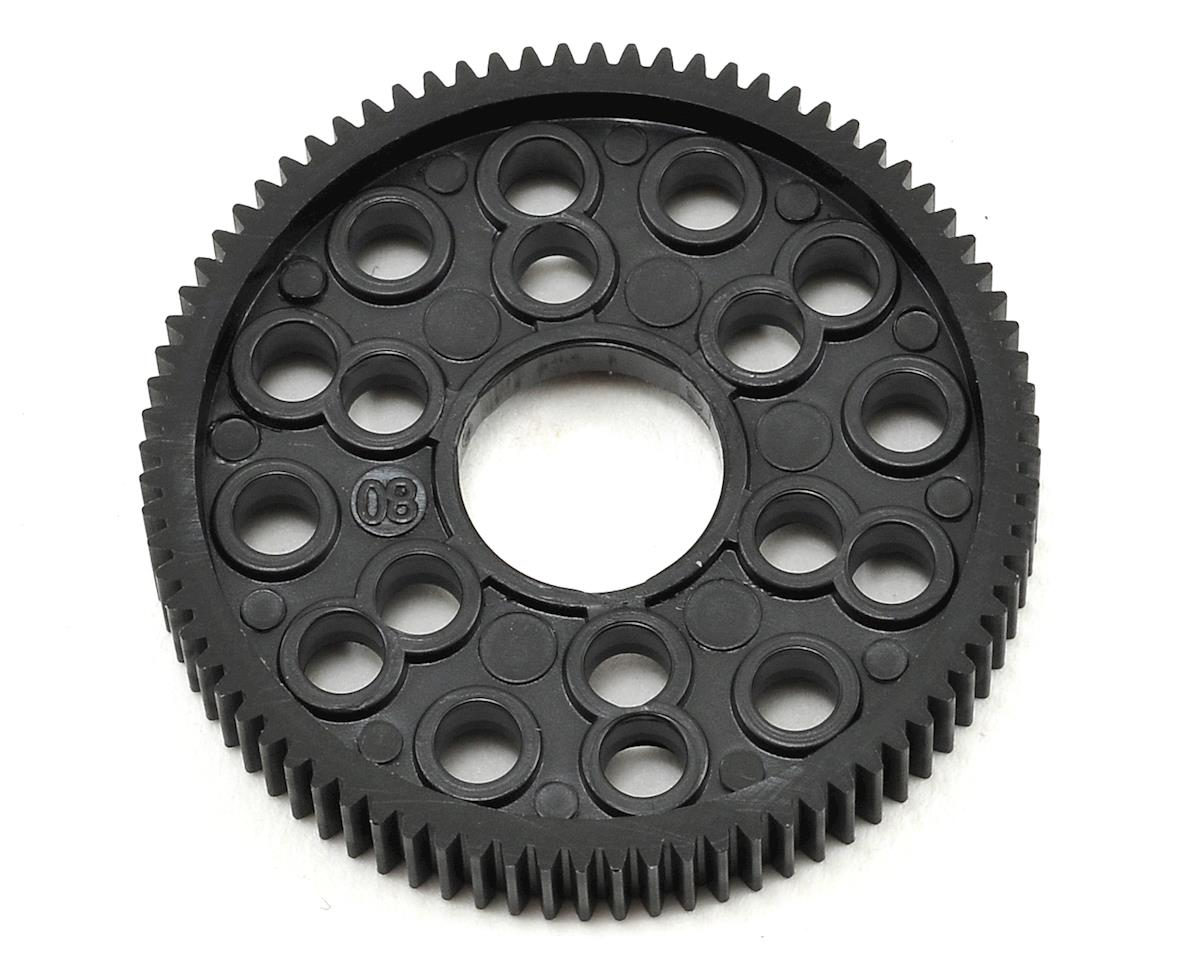 64P Precision Spur Gear (80T) by Kimbrough