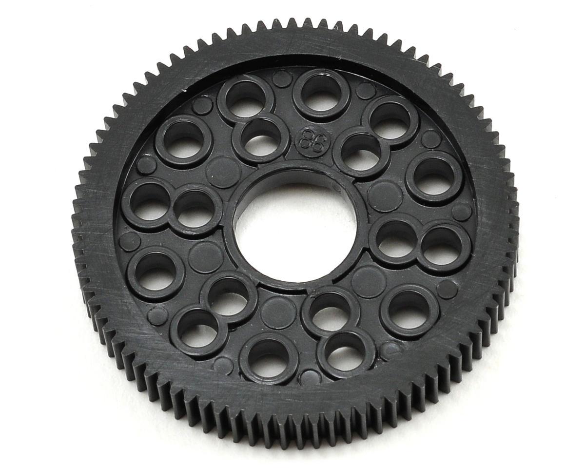 64P Precision Spur Gear (86T) by Kimbrough
