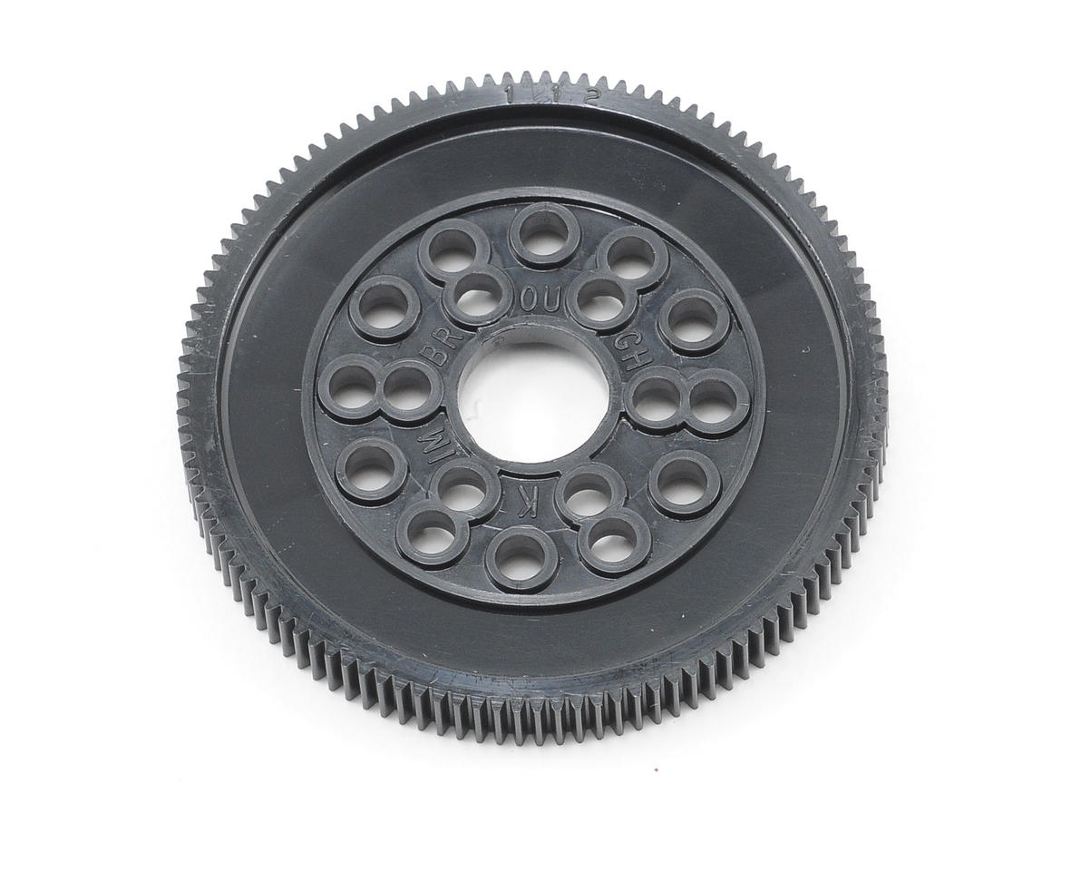 64P Precision Spur Gear (112T) by Kimbrough