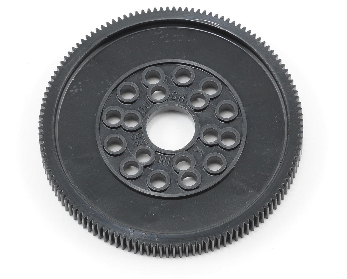 64P Precision Spur Gear (128T) by Kimbrough