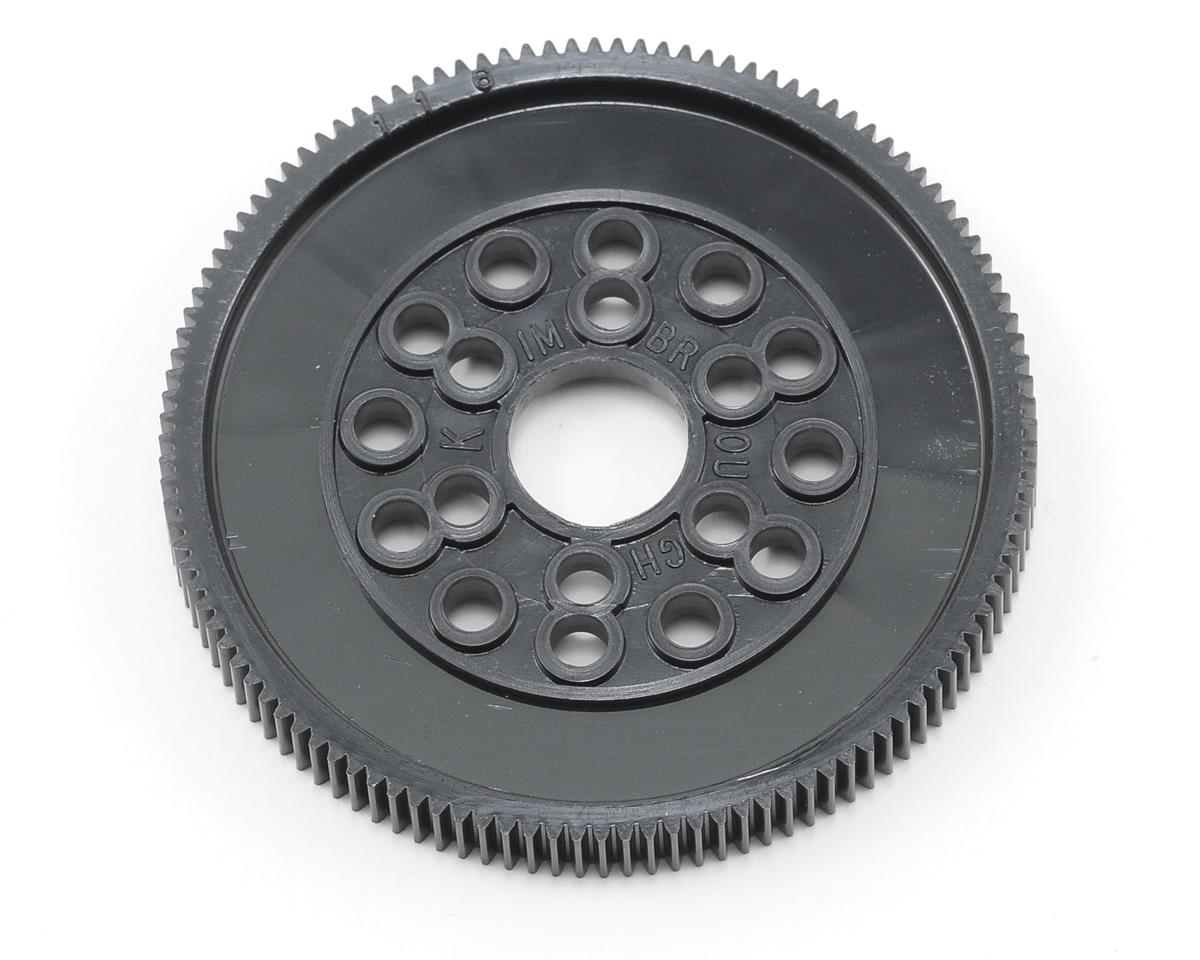 64P Precision Spur Gear (116T) by Kimbrough