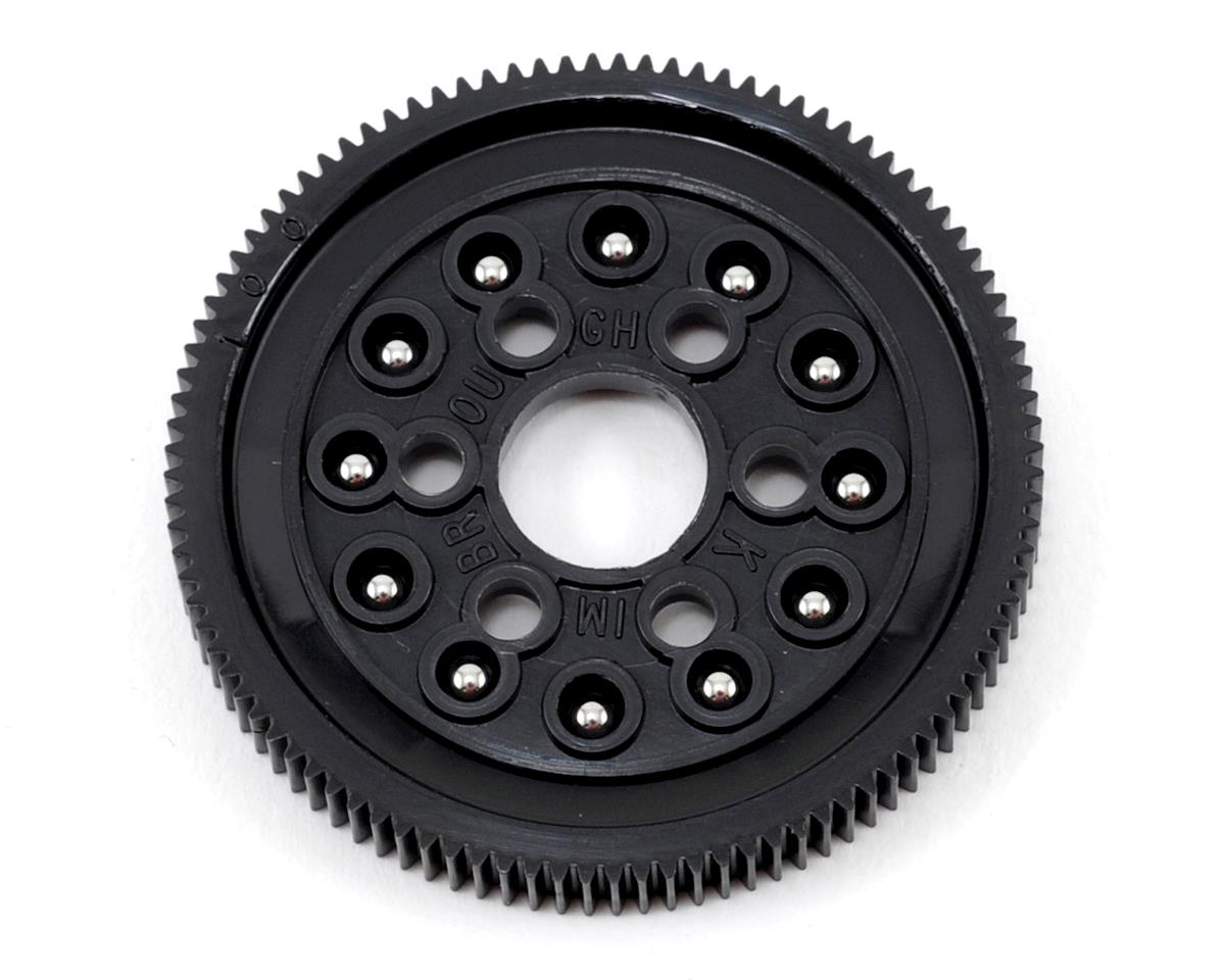 Kimbrough 64P Spur Gear w/Differential Balls (100T)