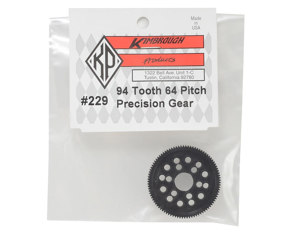 Kimbrough 64P Precision Spur Gear (94T)