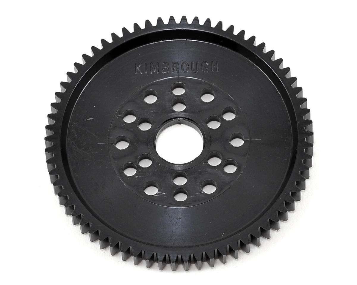 32P Spur Gear (66T) by Kimbrough