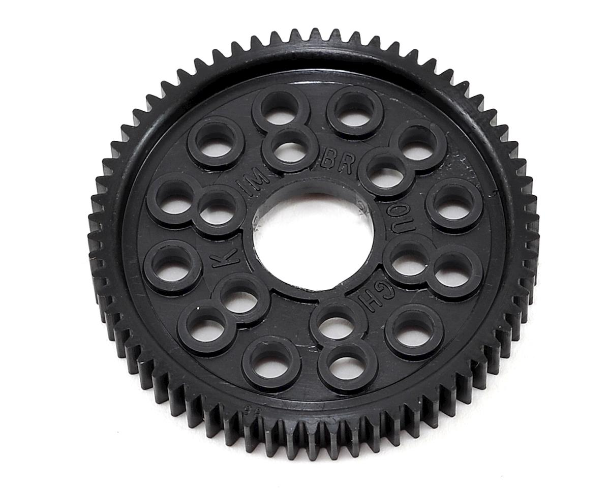48P Spur Gear (66T) by Kimbrough