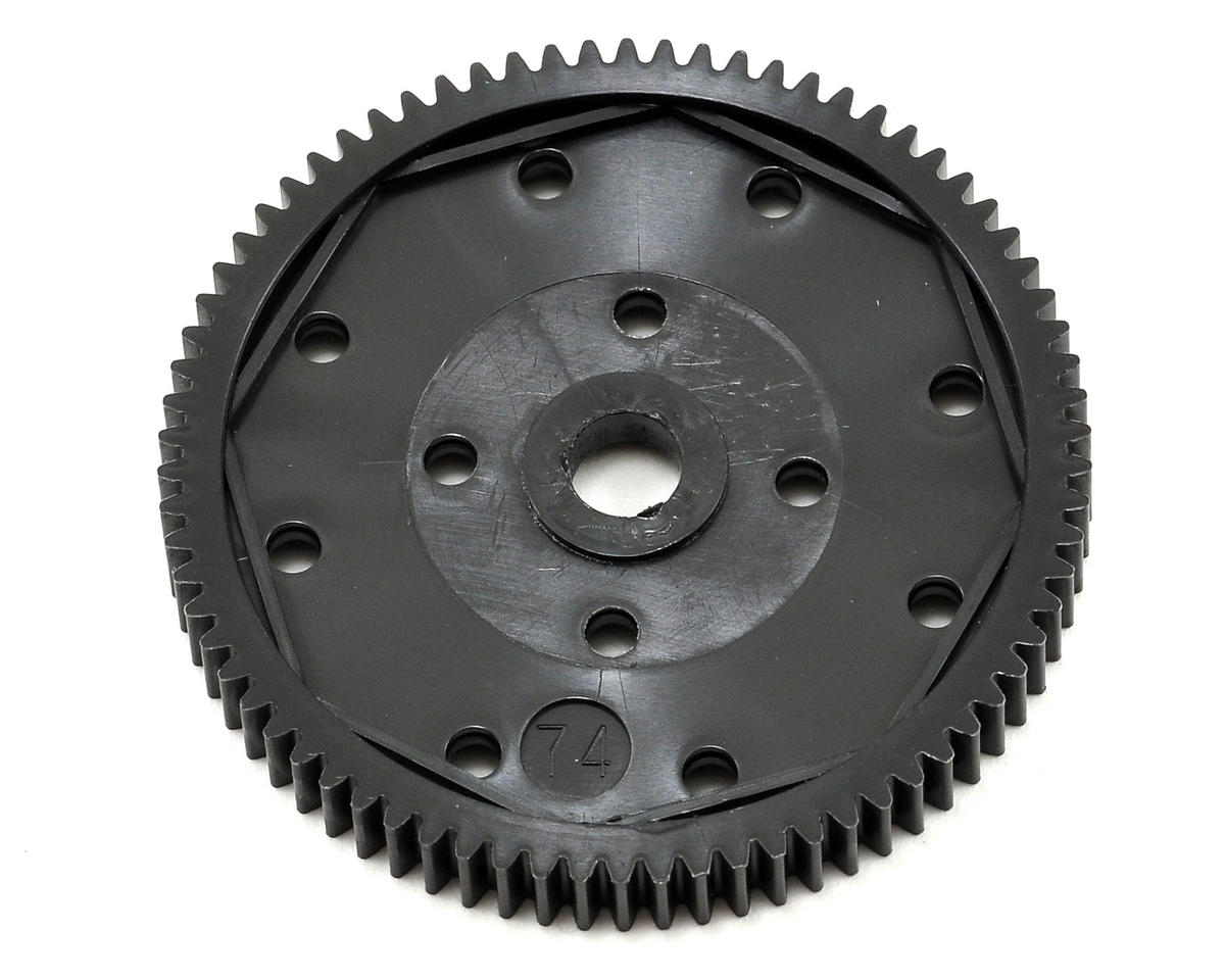 48P Slipper Spur Gear (74T) by Kimbrough