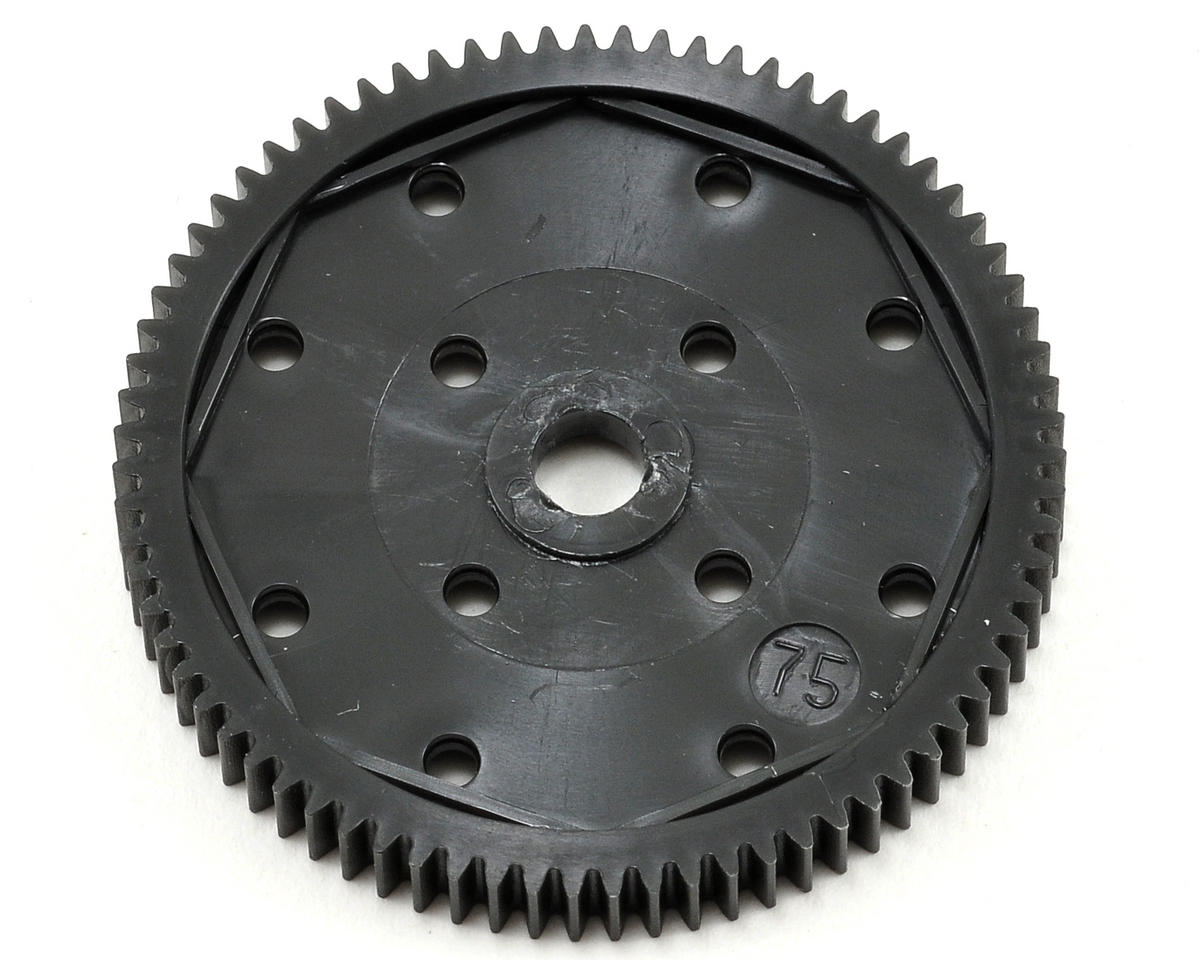 48P Slipper Spur Gear (75T) by Kimbrough
