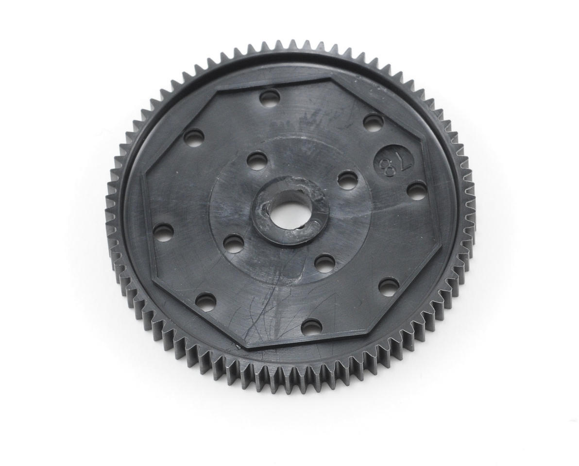 48P Slipper Spur Gear (78T) by Kimbrough