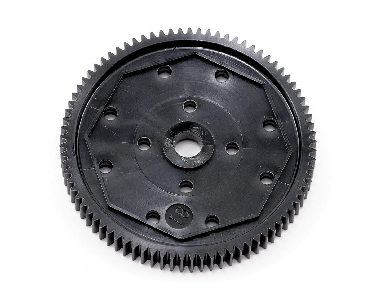 48P Slipper Spur Gear (81T) by Kimbrough