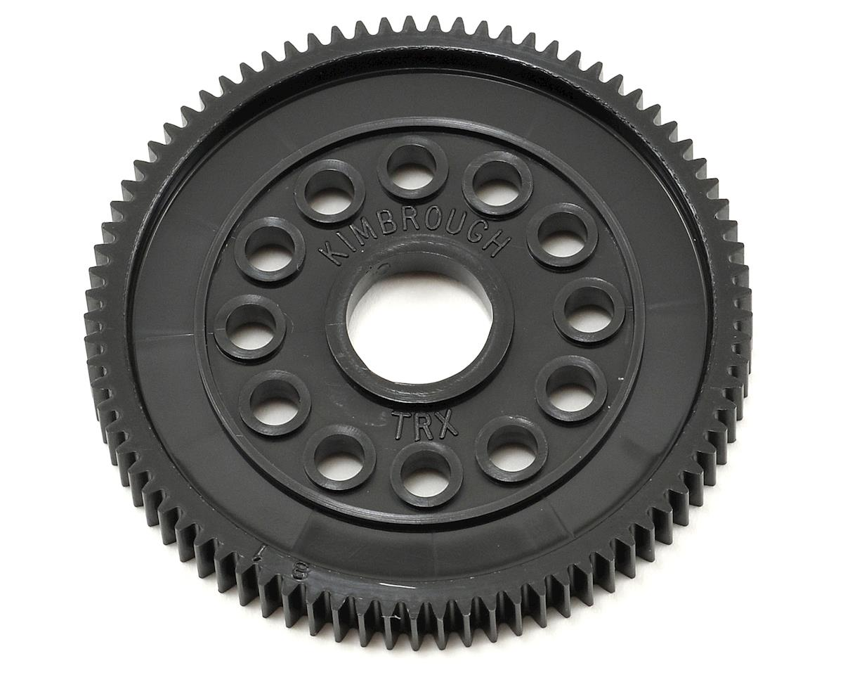 48P Traxxas Spur Gear (81T) by Kimbrough