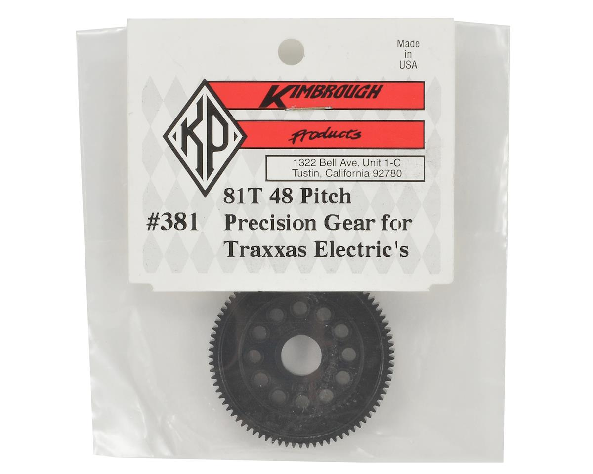 Kimbrough 48P Traxxas Spur Gear (81T)