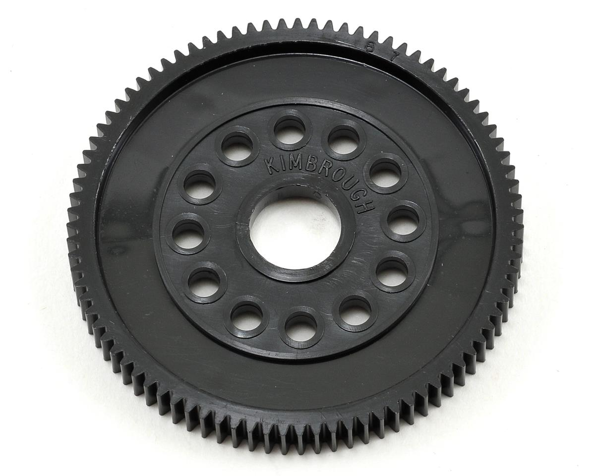 48P Traxxas Spur Gear (87T) by Kimbrough