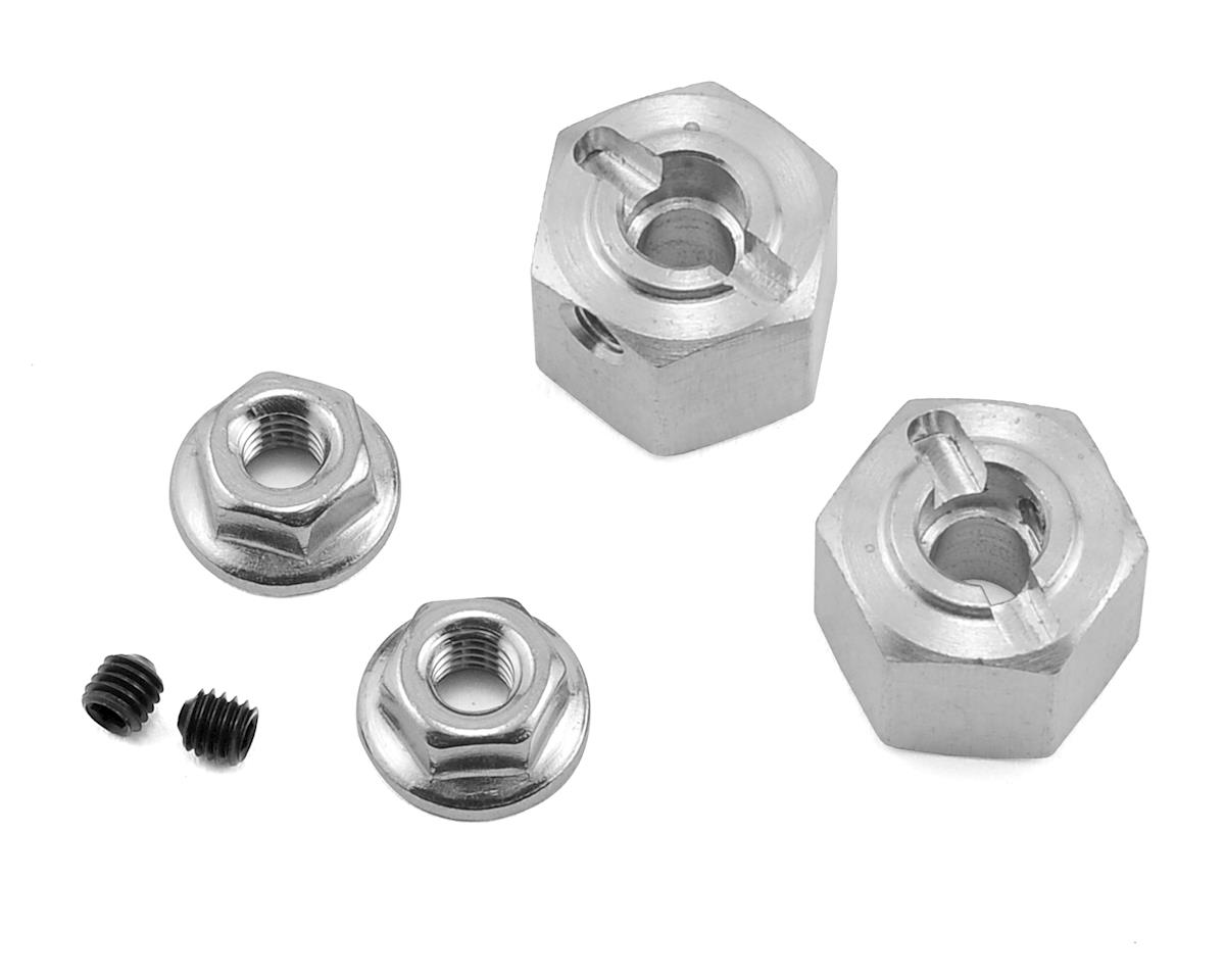 12mm Aluminum Hex (2) (10mm)