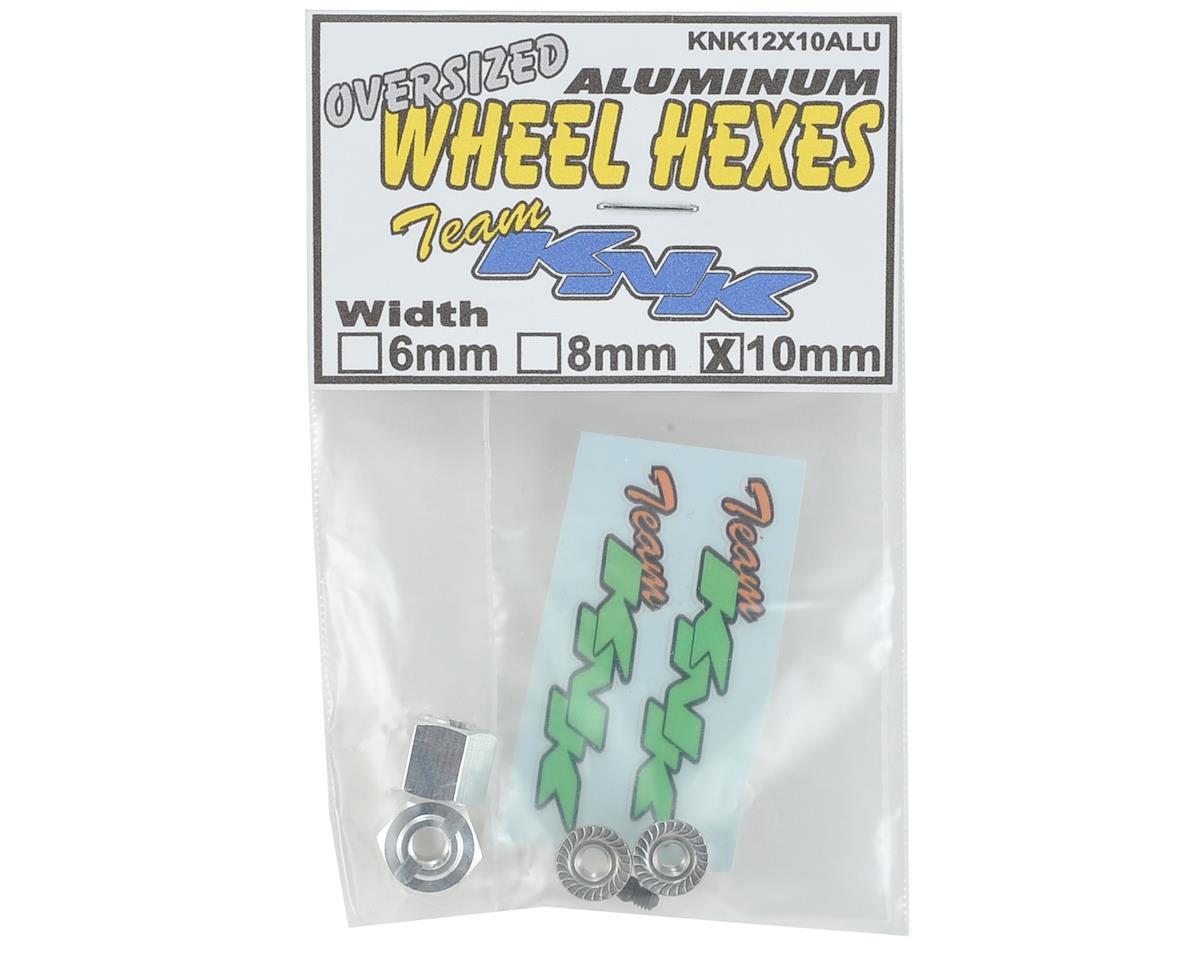 Team KNK 12mm Aluminum Hex (2) (10mm)