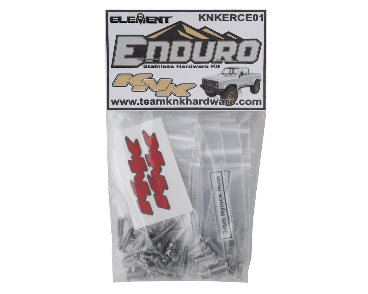 Team KNK Element Enduro Stainless Screw Kit