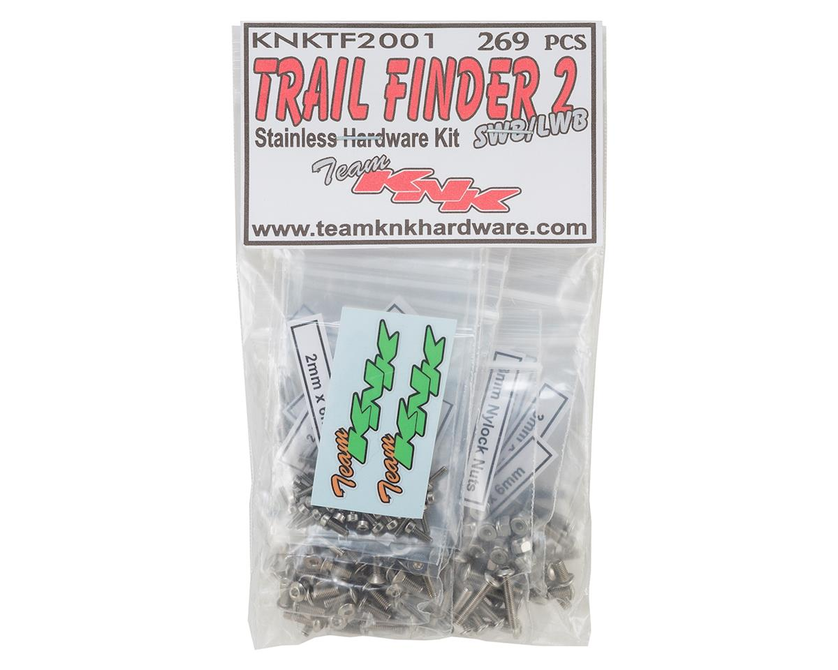 RC4WD Trailfinder 2 Stainless Hardware Kit (269) by Team KNK
