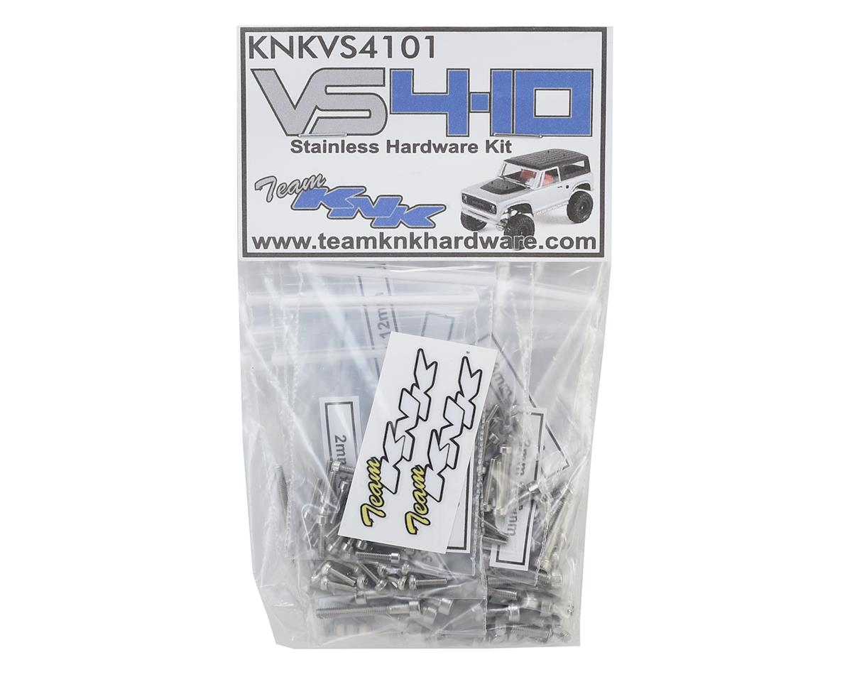 Team KNK Vanquish VS410 Stainless Hardware Kit