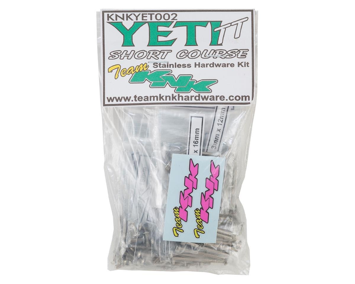 Axial Yeti TT Stainless Hardware Kit (338)