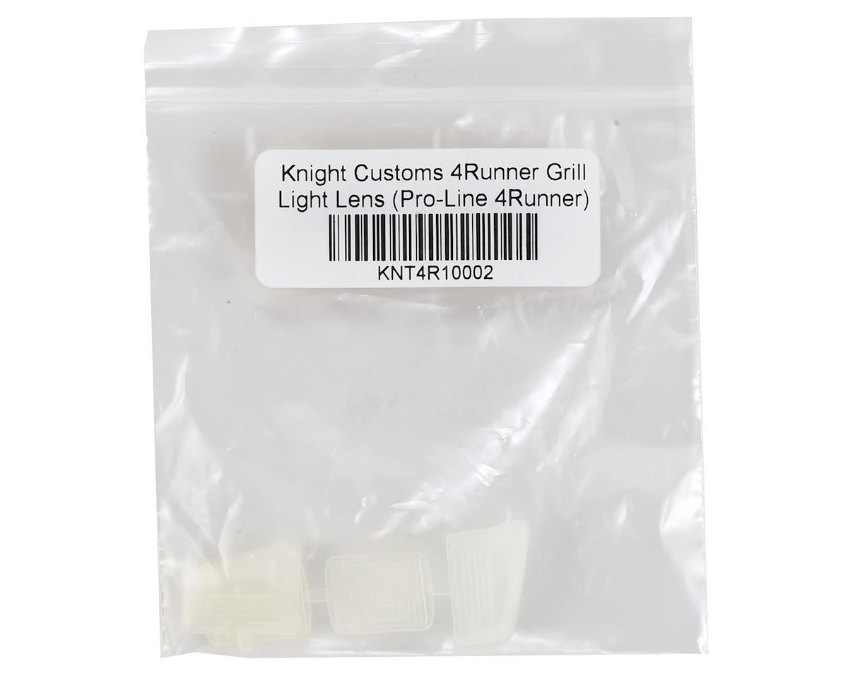 Knight Customs 4Runner Grill Light Lens (Pro-Line 4Runner)