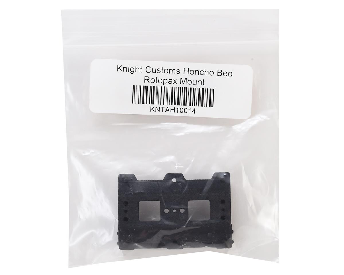 Knight Customs Honcho Bed RotopaX Mount