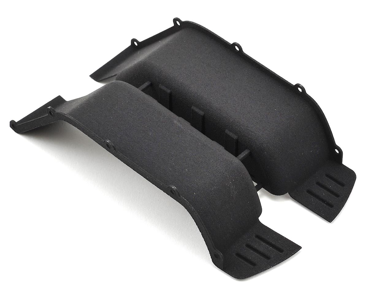 Knight Customs SCX10 II Rear Inner Fenders (Axial Wrangler Unlimited)