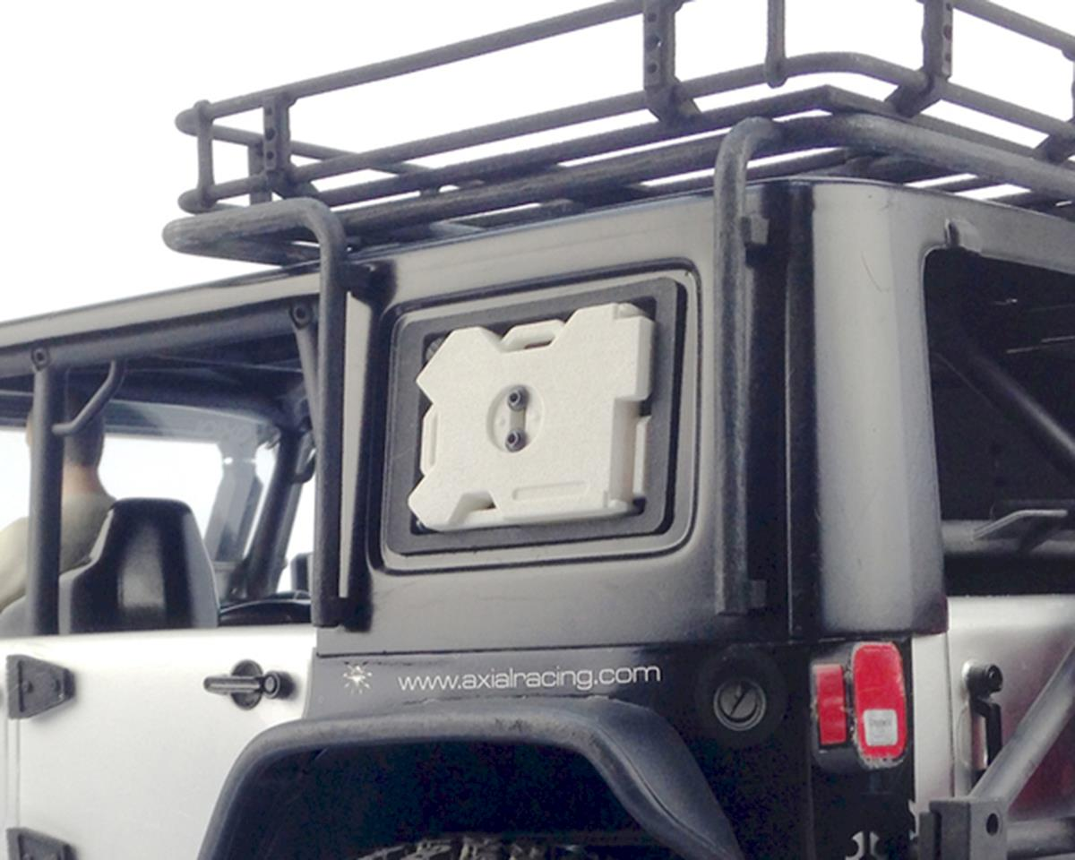 Knight Customs RotopaX Window Mount (Axial Wrangler Unlimited)