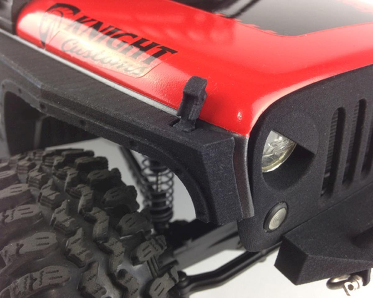 Jeep Hood Latch (4) by Knight Customs