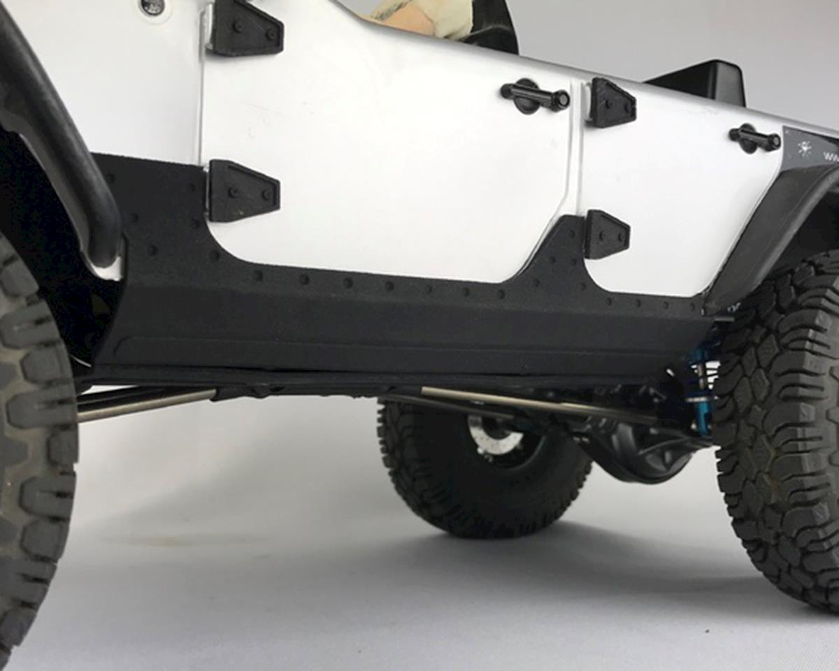 Knight Customs Smittybilt XRC Body Cladding (Axial Wrangler Unlimited)