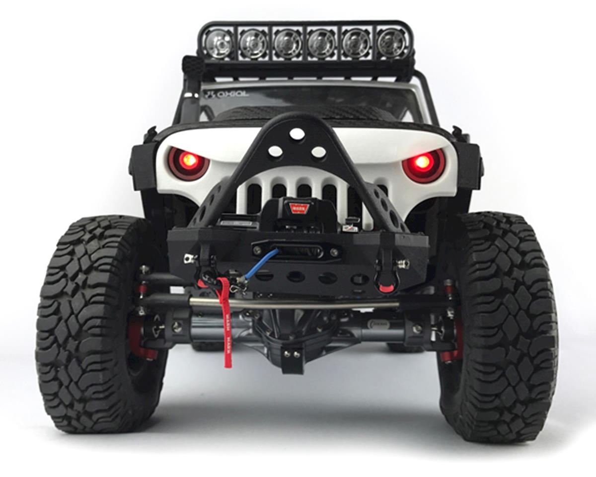 Skull Face Grill (Axial Wrangler & G6) by Knight Customs