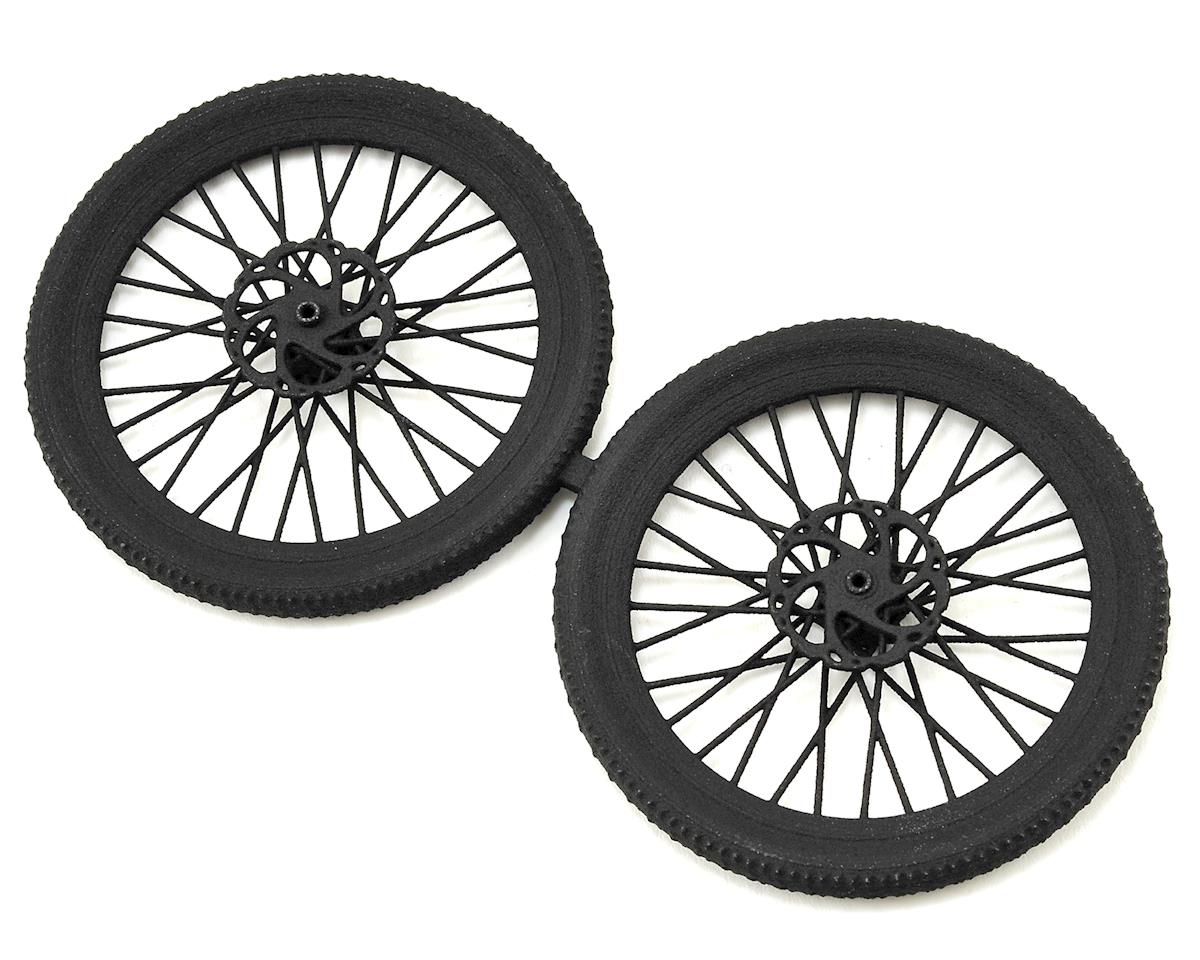 Scale Downhill Mountain Bike Wheel Set 01 (MTB DH) by Knight Customs