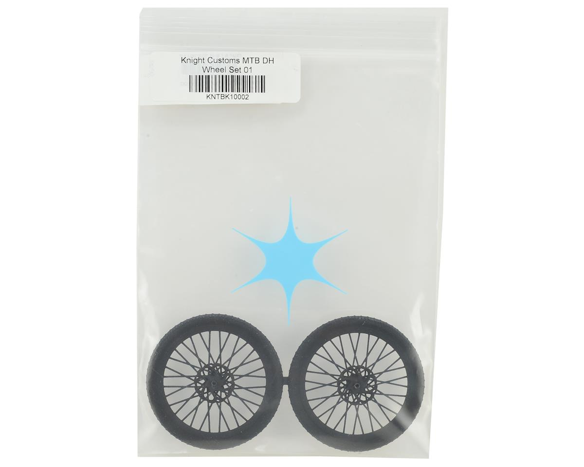 Knight Customs MTB DH Wheel Set 01