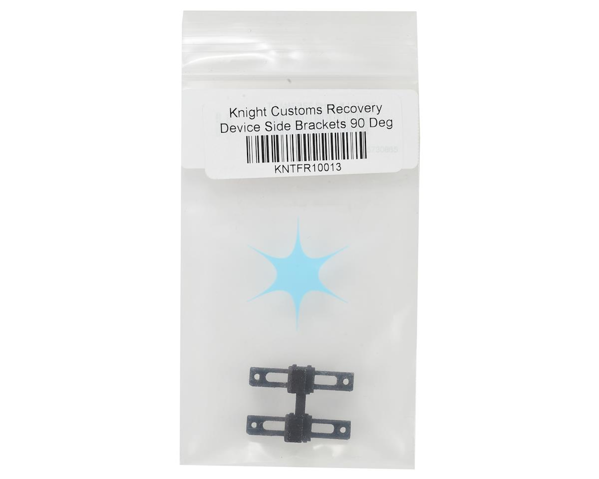 Recovery Device Side Brackets (90°) by Knight Customs