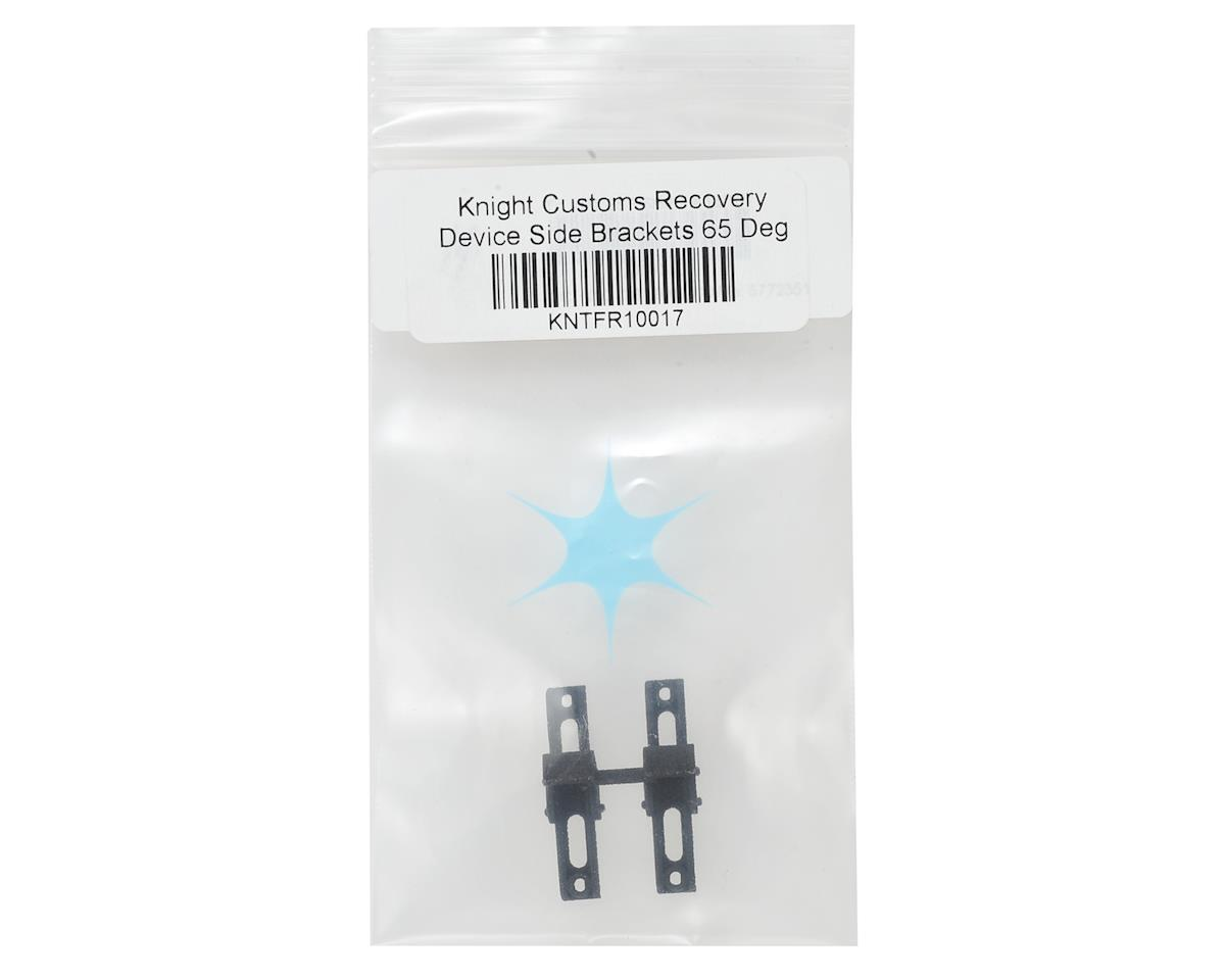 Knight Customs Recovery Device Side Brackets (65°)