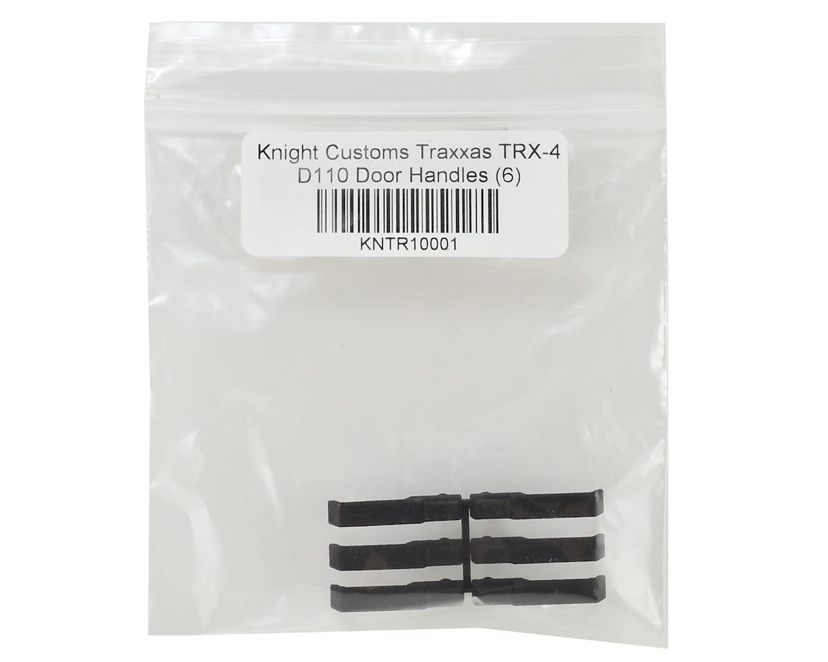 Knight Customs Traxxas TRX-4 D110 Door Handles (6)