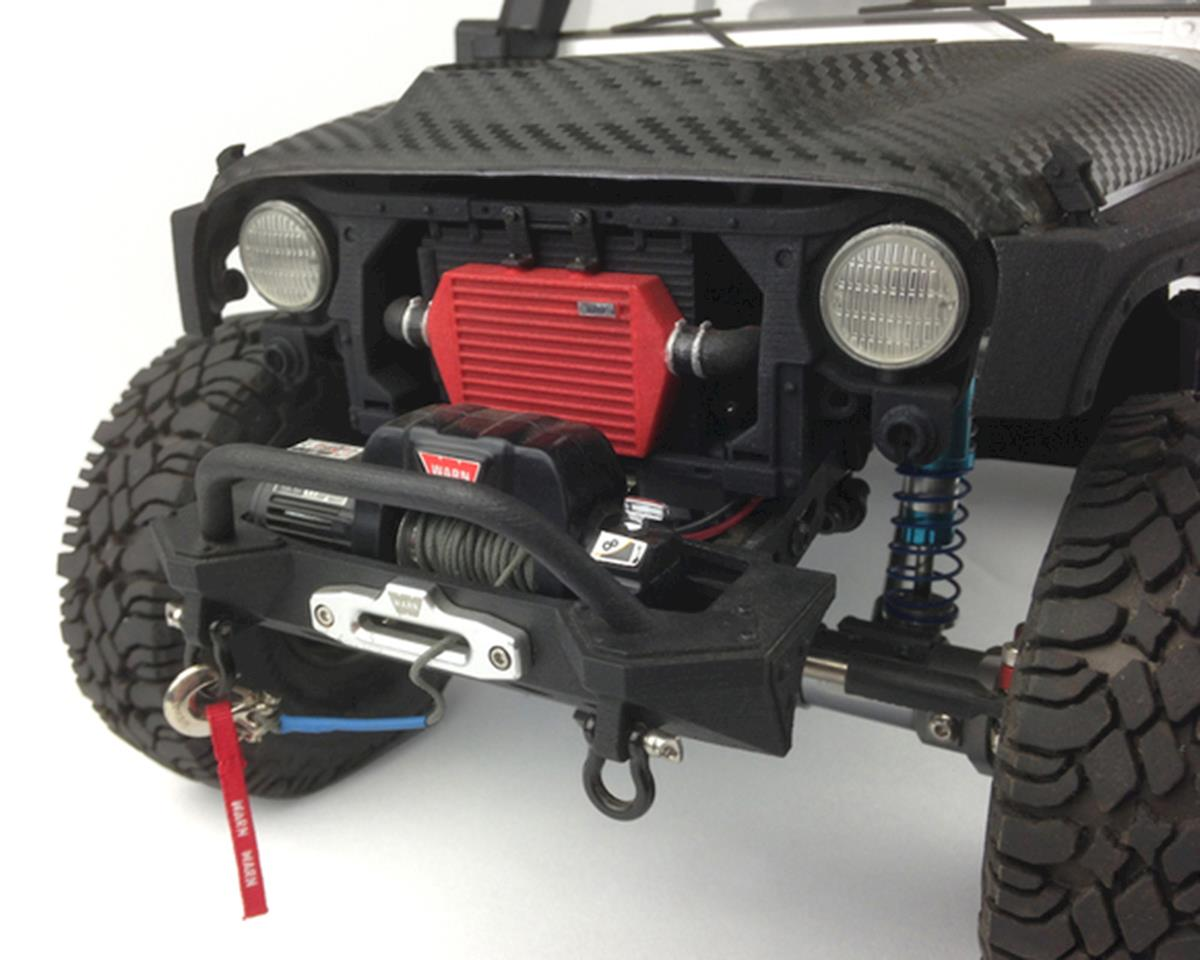 Knight Customs SCX10 Ripp Intercooler & Radiator Mount