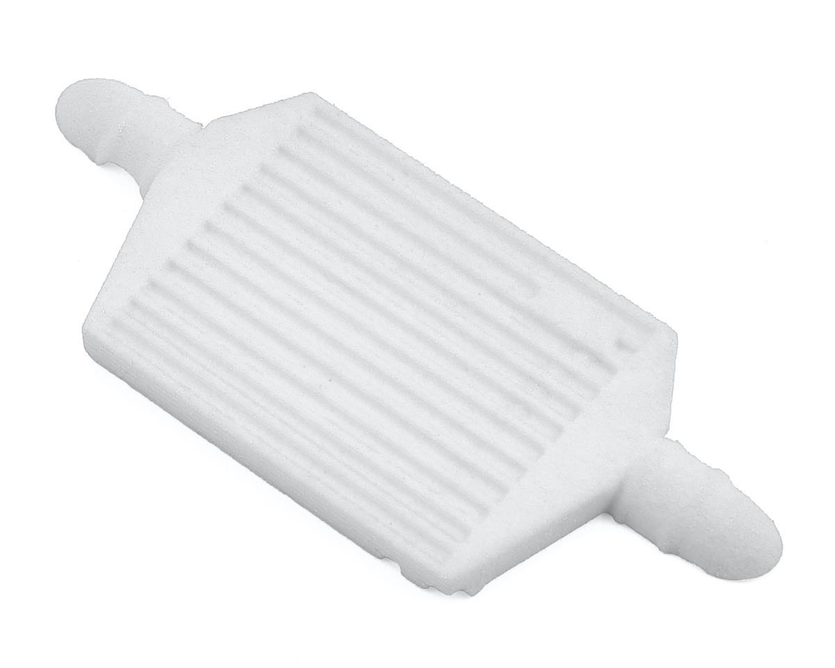 Knight Customs SCX10 II 2017 JK Ripp Intercooler (White)