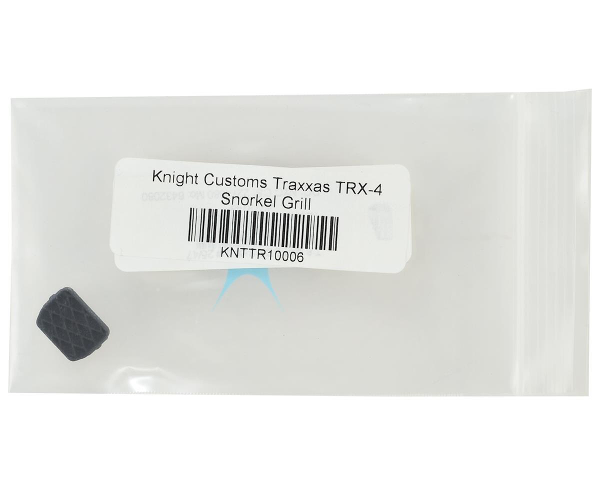 Knight Customs Traxxas TRX-4 Snorkel Grill
