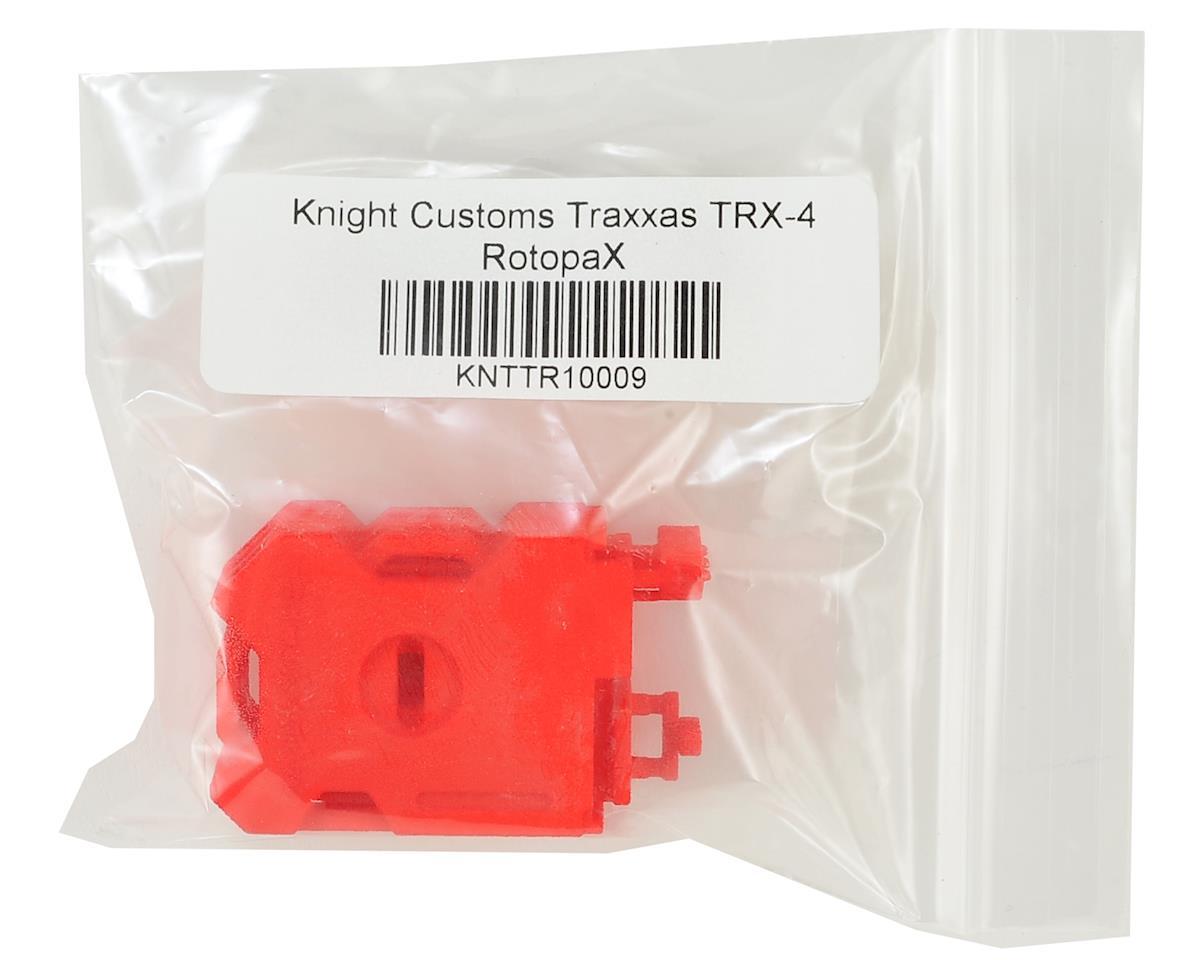 Knight Customs Traxxas TRX-4 RotopaX