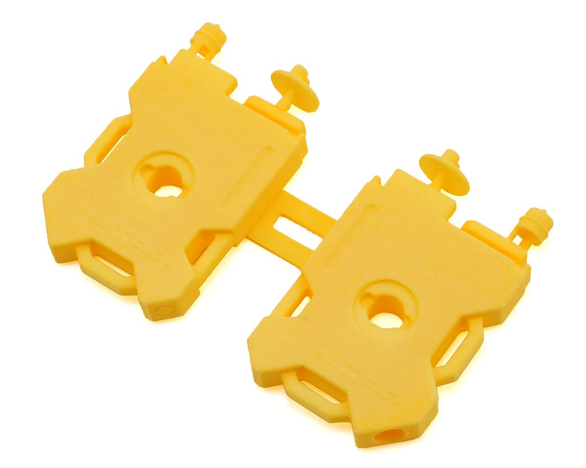 Knight Customs Traxxas TRX-4 Rotopax Door Mounts (Yellow)