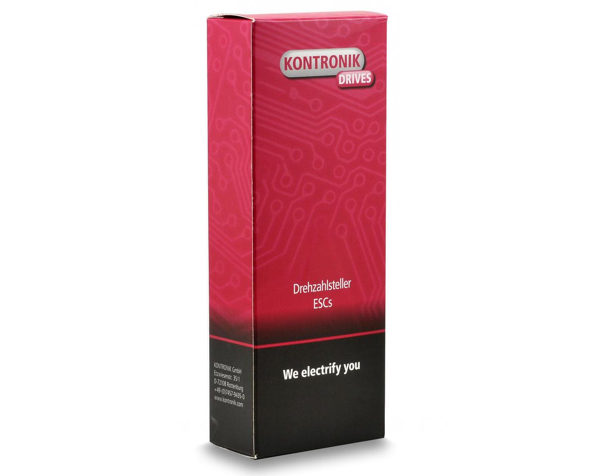 Kontronik Jive 120+ HV Brushless ESC (V9)